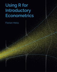 Using R for Introductory Econometrics (Paperback)-cover