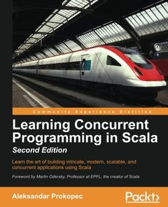 Learning Concurrent Programming in Scala - Second Edition-cover