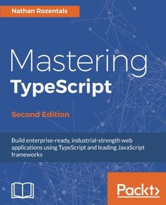 Mastering TypeScript - Second Edition-cover