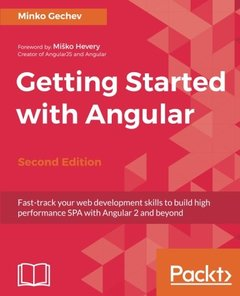 Getting Started with Angular - Second Edition-cover
