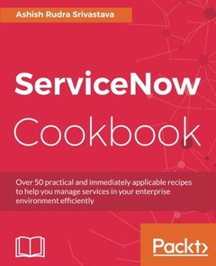ServiceNow Cookbook-cover
