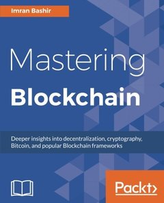 Mastering Blockchain (Paperback)-cover