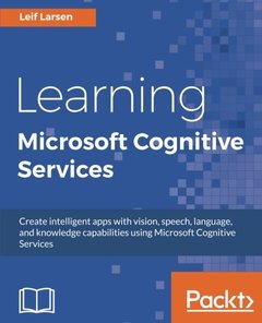Learning Microsoft Cognitive Services-cover