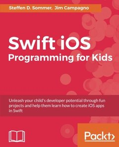 Swift iOS Programming for Kids-cover