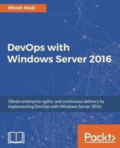 DevOps with Windows Server 2016-cover