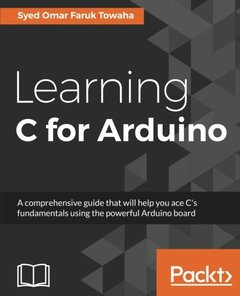 Learning C for Arduino-cover