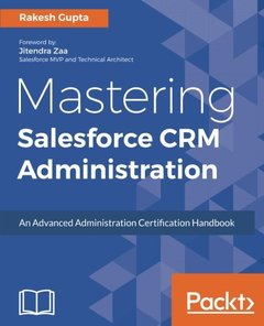 Mastering Salesforce CRM Administration-cover
