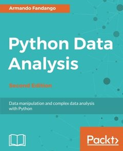 Python Data Analysis - Second Edition-cover