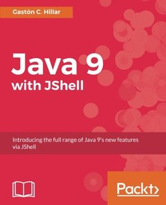 Java 9 with JShell-cover