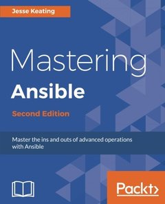Mastering Ansible - Second Edition-cover