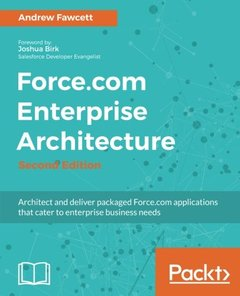 Force.com Enterprise Architecture - Second Edition-cover