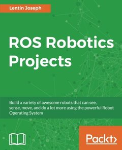 ROS Robotics Projects-cover
