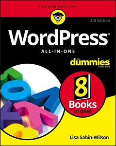 WordPress All-in-One For Dummies (For Dummies (Computer/Tech))-cover