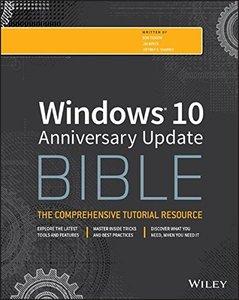 Windows 10 Anniversary Update Bible-cover