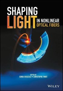 Shaping Light in Nonlinear Optical Fibers-cover