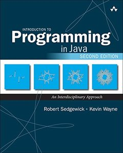 Introduction to Programming in Java: An Interdisciplinary Approach (2nd Edition)-cover