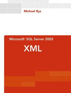 Microsoft SQL Server 2005 XML-cover