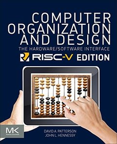 Computer Organization and Design RISC-V Edition: The Hardware Software Interface (Paperback)-cover