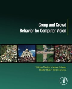 Group and Crowd Behavior for Computer Vision-cover