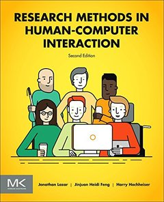 Research Methods in Human-Computer Interaction, 2/e (Paperback)-cover