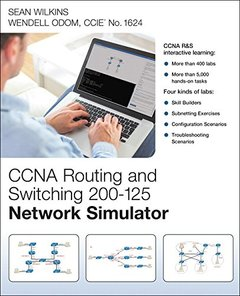 CCNA Routing and Switching 200-125 Network Simulator-cover