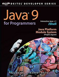 Java 9 for Programmers (4th Edition) (Deitel Developer Series)-cover