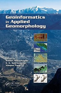 Geoinformatics in Applied Geomorphology-cover