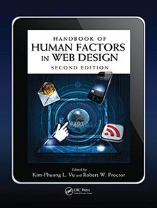 Handbook of Human Factors in Web Design, Second Edition (Human Factors and Ergonomics)-cover