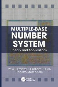 Multiple-Base Number System: Theory and Applications (Paperback)-cover