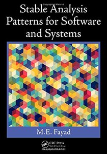 Stable Analysis Patterns for Systems (Remote Sensing Applications)-cover