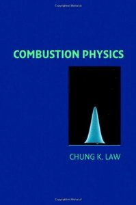 Combustion Physics (Paperback)-cover
