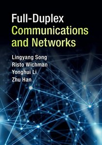Full-Duplex Communications and Networks (Hardcover)-cover