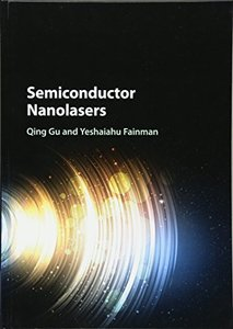 Semiconductor Nanolasers (Hardcover)-cover