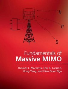 Fundamentals of Massive MIMO (Hardcover)-cover
