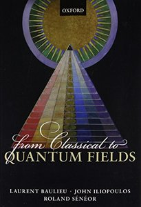 From Classical to Quantum Fields (Paperback)-cover