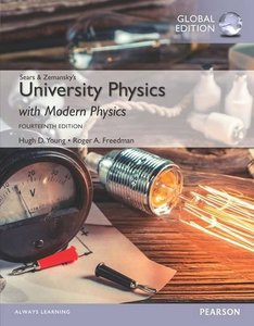 University Physics with Modern Physics: Volume 2, 14/e (Chs. 21-37) (IE-Paperback)
