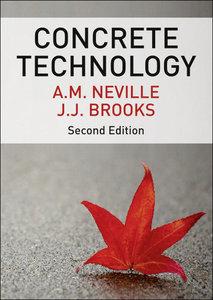 Concrete Technology, 2/e (Paperback)-cover