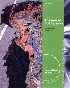 Principles of Soil Dynamics, 3/e (IE-Paperback)-cover