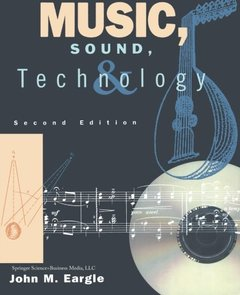 Music, Sound, and Technology (1995. Softcover Reprint of the) (2ND ed.)-cover