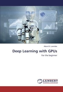 Deep Learning with GPUs: For the beginner (Paperback)(快遞進口)-cover
