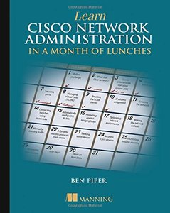 Learn Cisco Network Administration in a Month of Lunches-cover