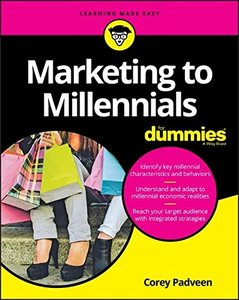 Marketing to Millennials For Dummies-cover