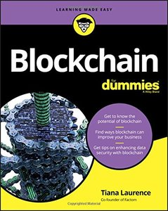 Blockchain For Dummies (For Dummies (Computers))-cover