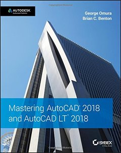 Mastering AutoCAD 2018 and AutoCAD LT 2018-cover