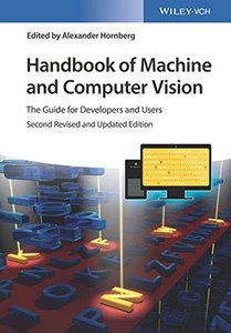 Handbook of Machine and Computer Vision: The Guide for Developers and Users-cover