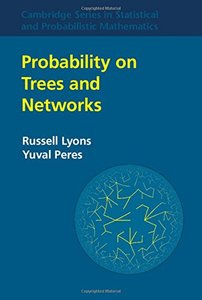 Probability on Trees and Networks (Hardcover)-cover