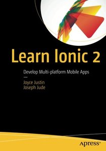 Learn Ionic 2: Develop Multi-platform Mobile Apps-cover