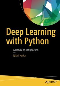 Deep Learning with Python: A Hands-on Introduction-cover