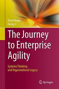 The Journey to Enterprise Agility: Systems Thinking and Organizational Legacy-cover