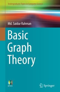 Basic Graph Theory (Undergraduate Topics in Computer Science)-cover